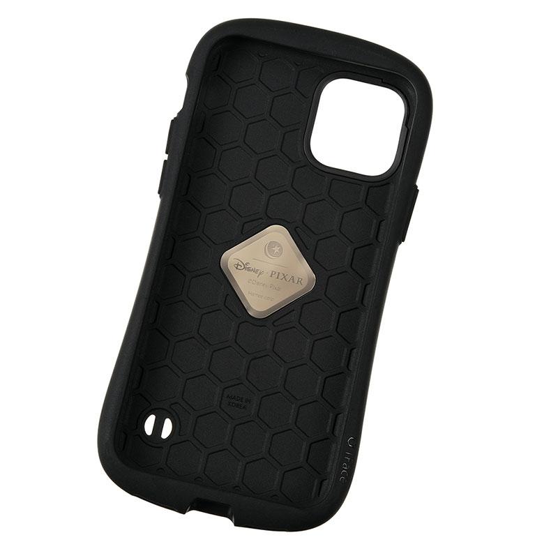 【iFace】リトル・グリーン・メン/エイリアン iPhone 11 Pro用スマホケース・カバー ピザ・プラネット iFace First Classケース