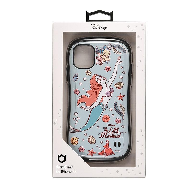 【iFace】アリエル、フランダー、セバスチャン iPhone 11用スマホケース・カバー iFace First Classケース