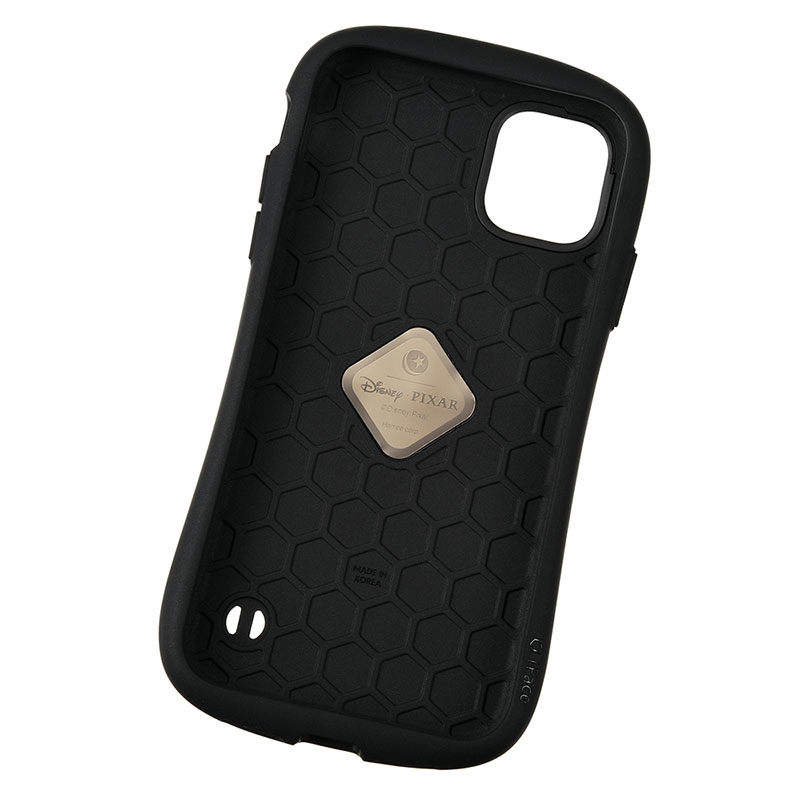 【iFace】リトル・グリーン・メン/エイリアン iPhone 11用スマホケース・カバー ピザ・プラネット iFace First Classケース