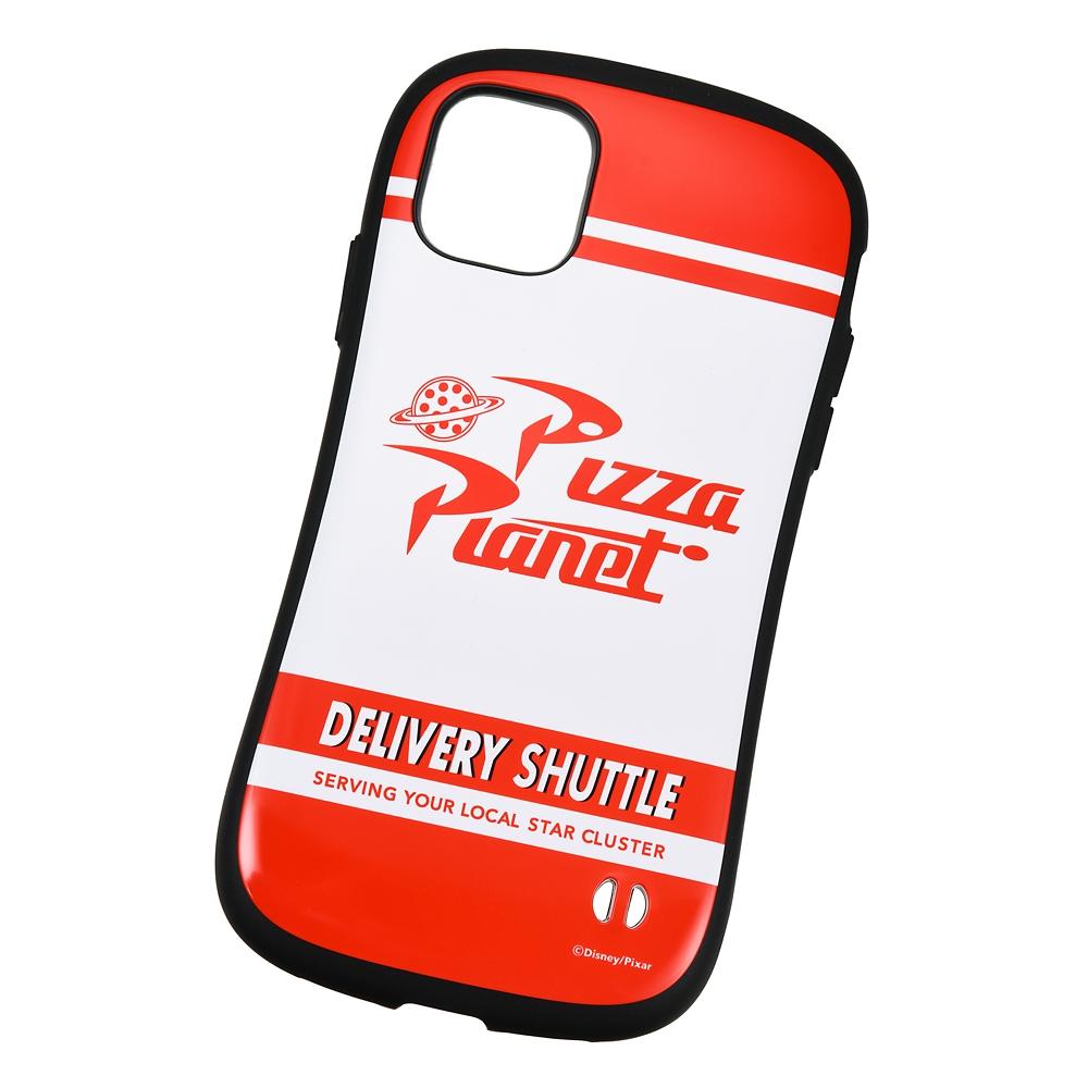 【iFace】ピザ・プラネット iPhone 11用スマホケース・カバー iFace First Classケース トイ・ストーリー
