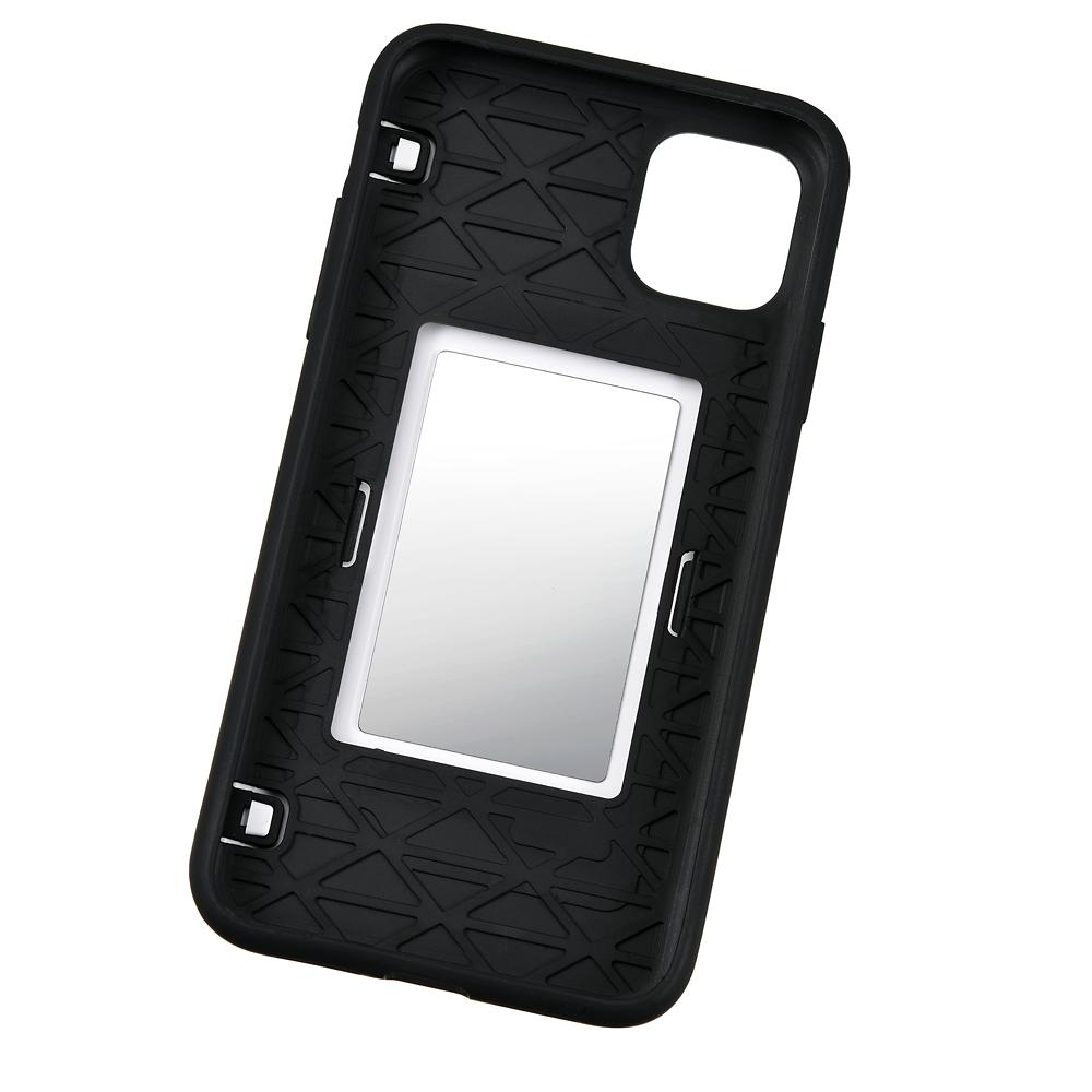 【Latootoo】ライオンキング iPhone 11/XR用スマホケース・カバー カード収納型 ミラー付き