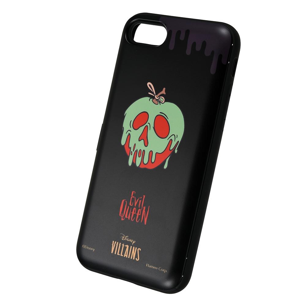 【送料無料】【Latootoo】女王 iPhone 7/8/SE(第2世代)用スマホケース・カバー 毒リンゴ