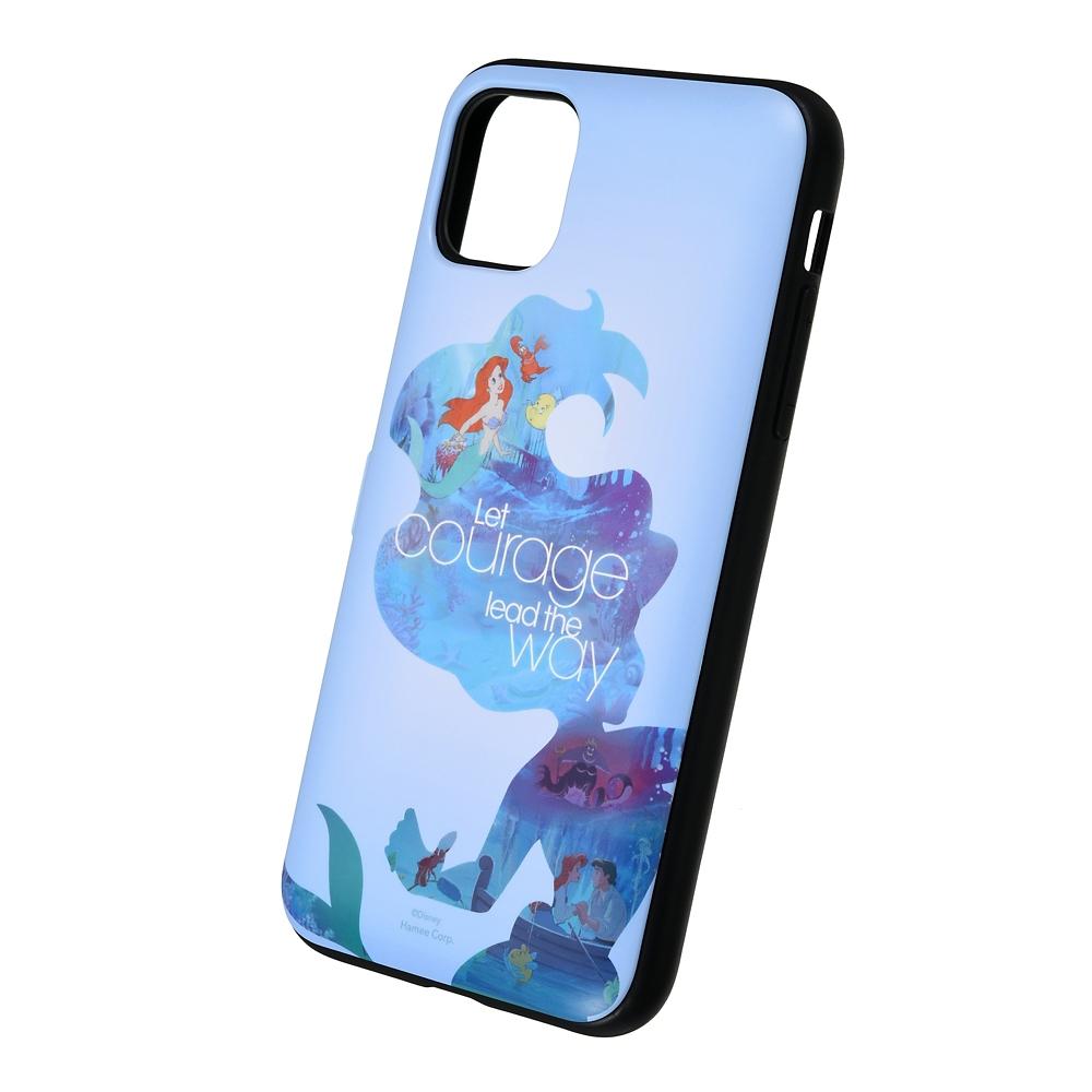 【送料無料】【Latootoo】アリエル iPhone 11/XR用スマホケース・カバー モーメント
