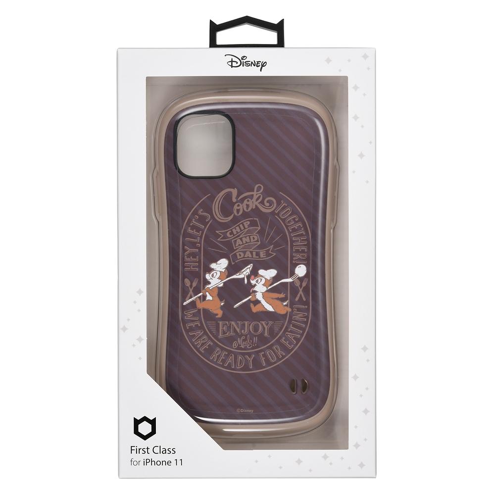 【iFace】チップ&デール iPhone 11用スマホケース・カバー シェフ カフェ iFace First Classケース