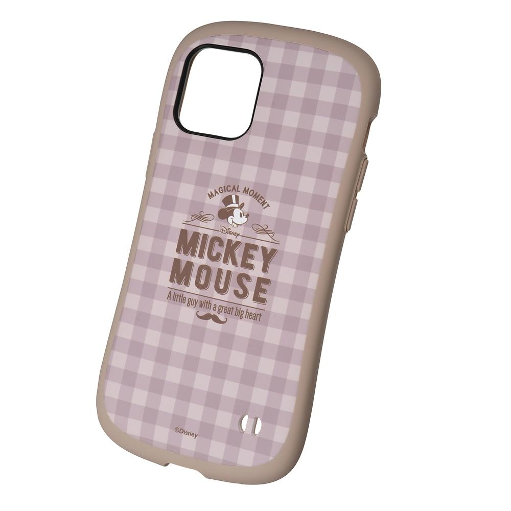 【iFace】ミッキー iPhone 12/12 Pro用スマホケース・カバー チェック iFace First Classケース