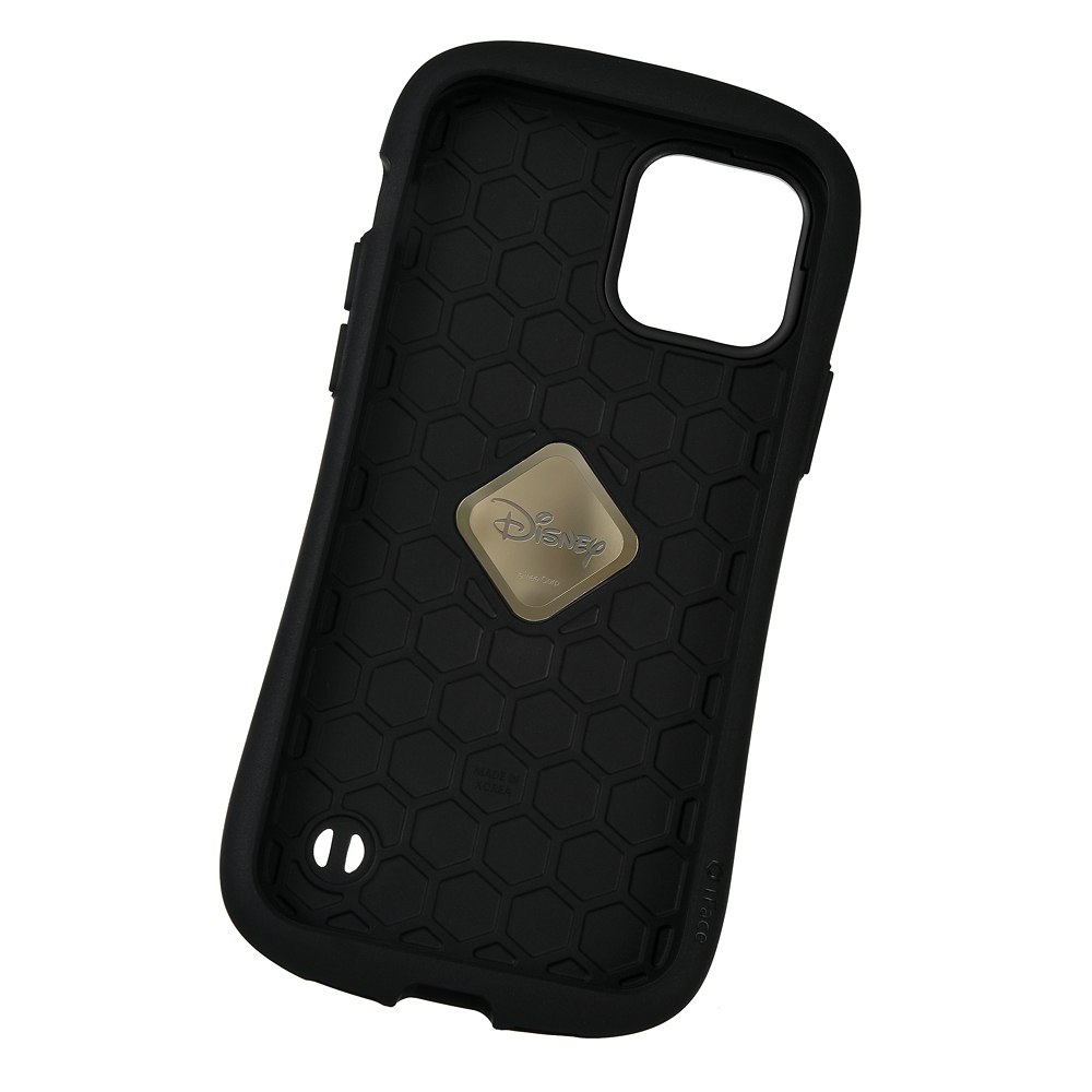 【iFace】ミッキー&フレンズ iPhone 12/12 Pro用スマホケース・カバー iFace First Classケース イエロー