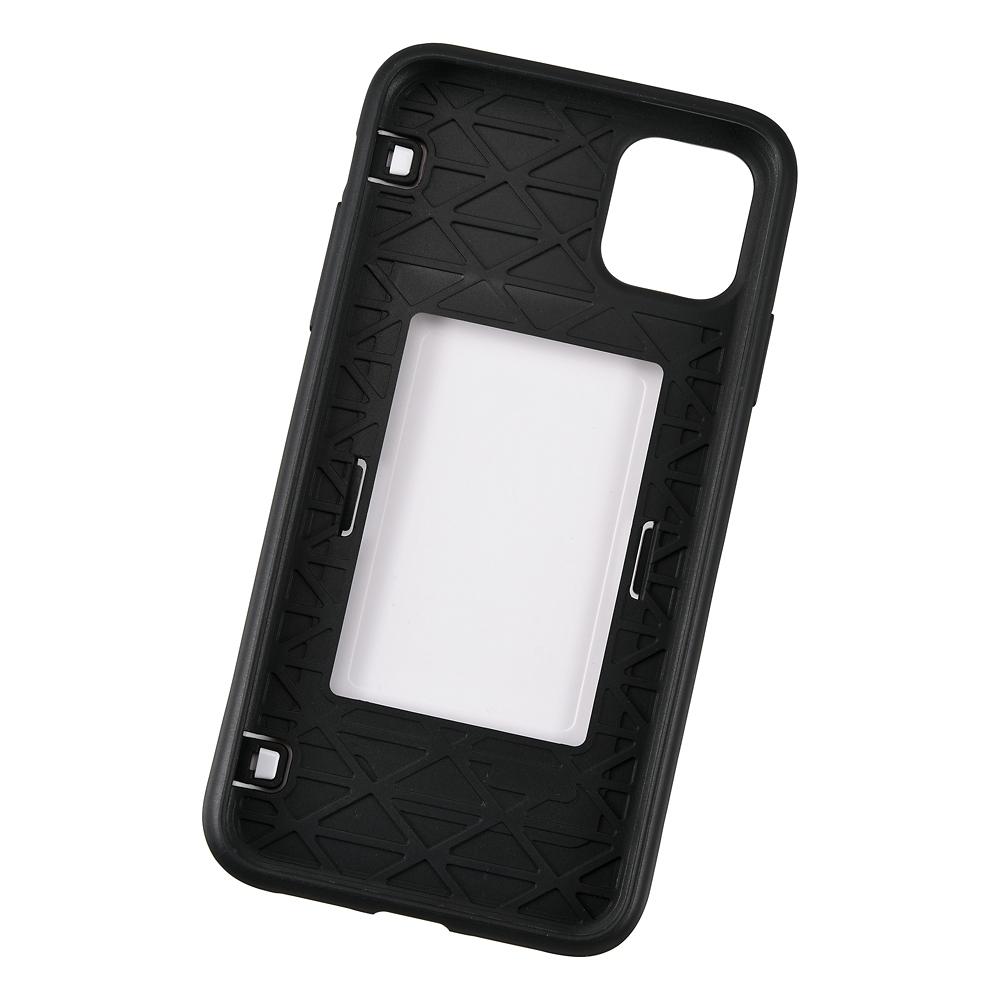 【Latootoo】レディiPhone 11/XR用スマホケース・カバー カード収納型 ミラー付き