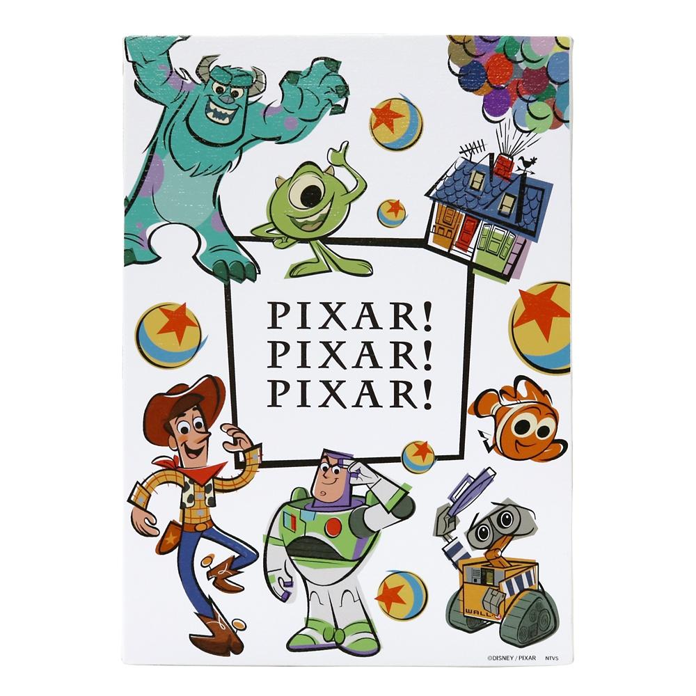PIXAR! PIXAR! PIXAR!/キービジュアル/キャンバスパネル