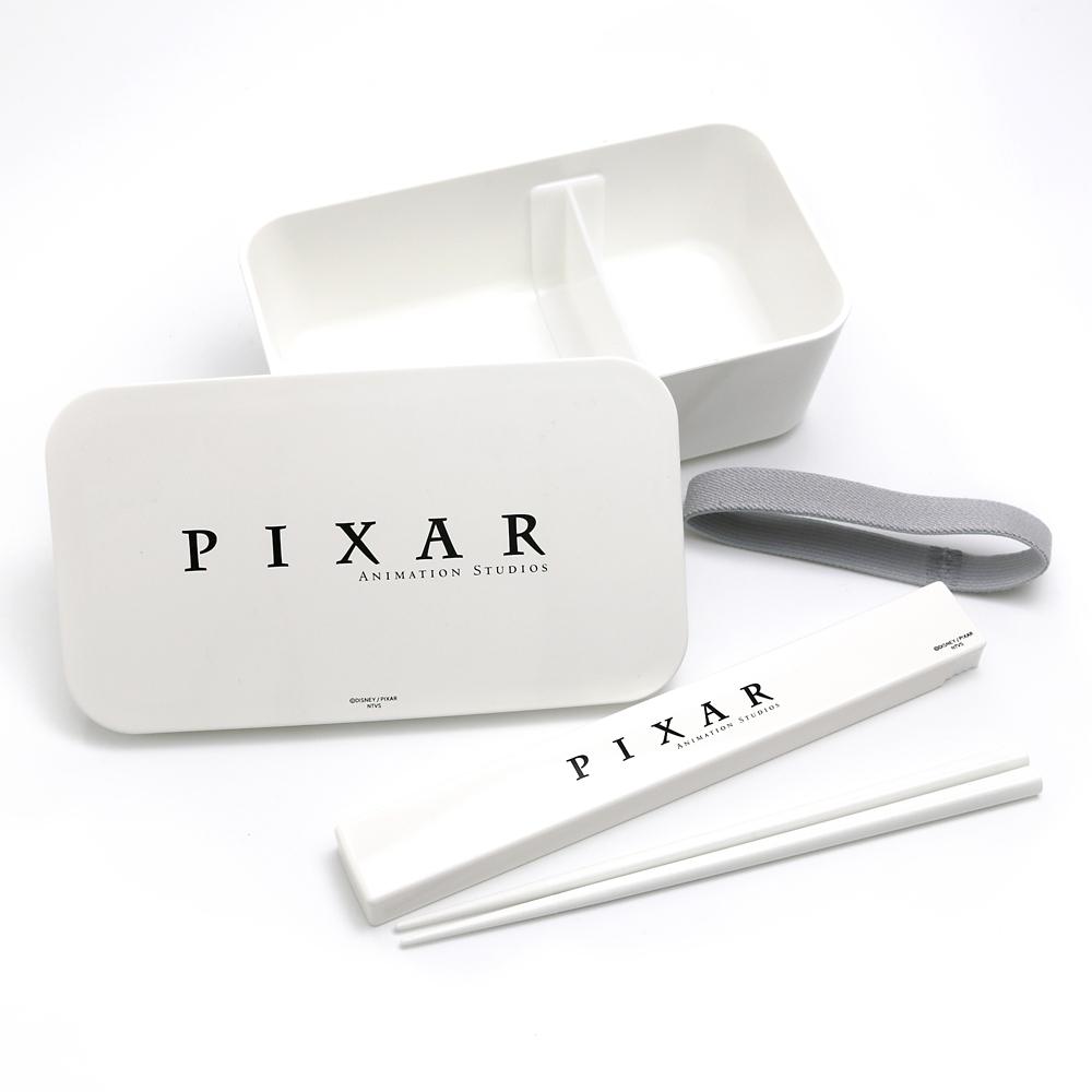 PIXAR! PIXAR! PIXAR!/スタジオ ロゴ/ランチボックス&箸