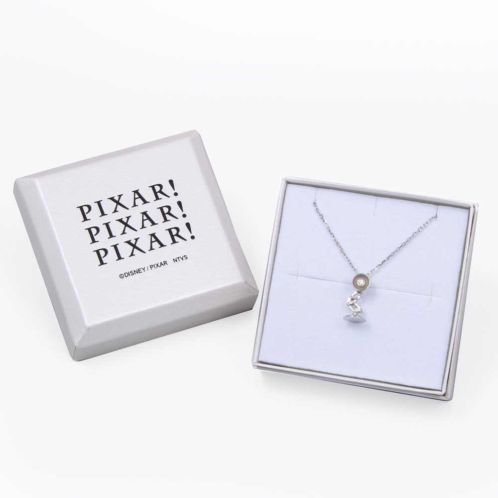 【受注生産】PIXAR! PIXAR! PIXAR!/ピクサー・ランプ/ネックレス