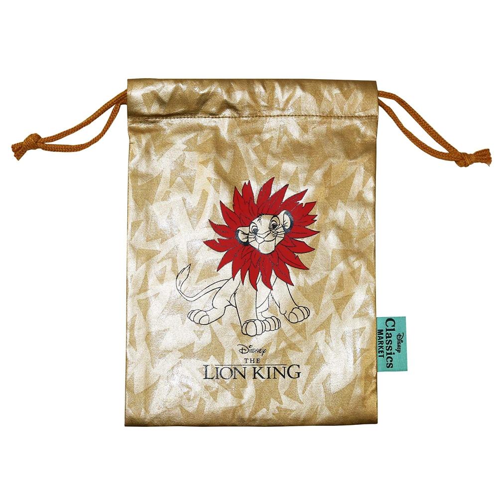 CLASSICS/ライオン・キング/1/巾着