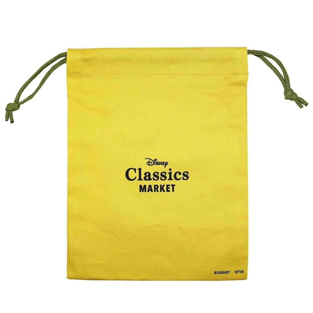 CLASSICS/ライオン・キング/2/巾着(イエロー)