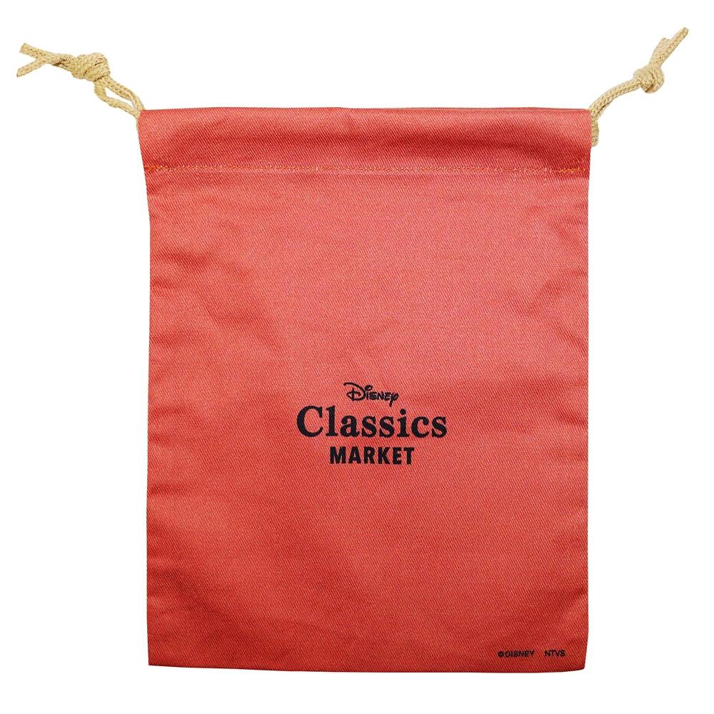 CLASSICS/ライオン・キング/2/巾着(レッド)