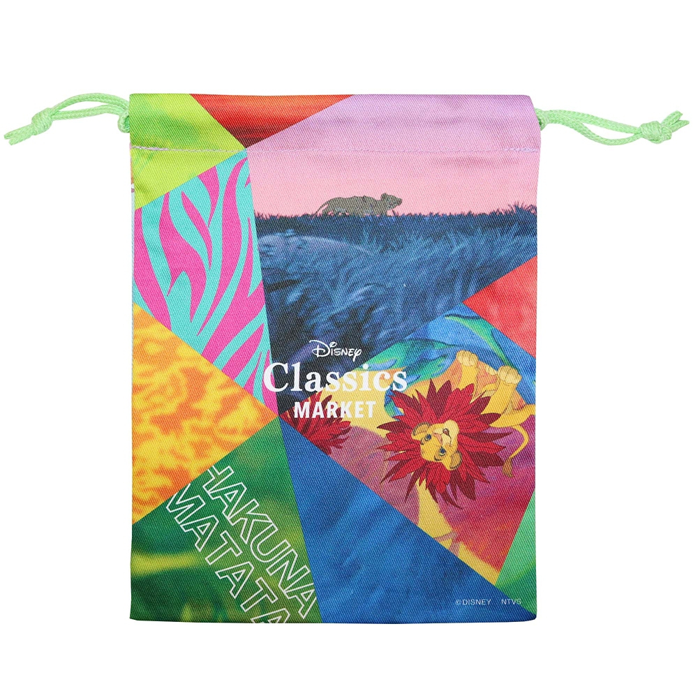 CLASSICS/ライオン・キング/4/巾着