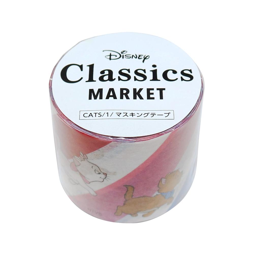 CLASSICS/CATS/1/マスキングテープ