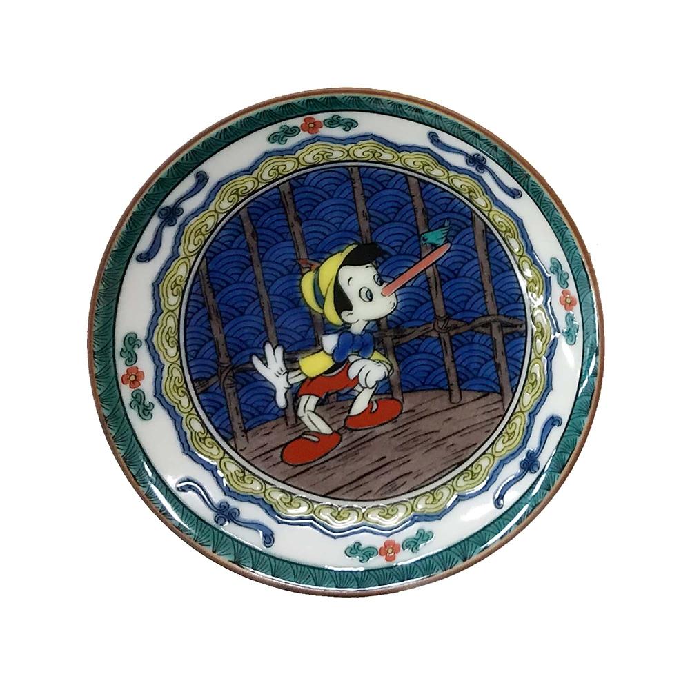 CLASSICS/ピノキオ/九谷焼豆皿