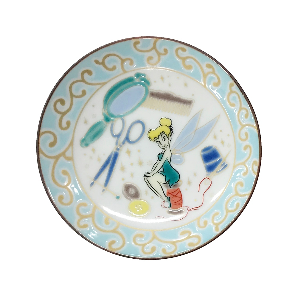 CLASSICS/ピーター・パン/九谷焼豆皿