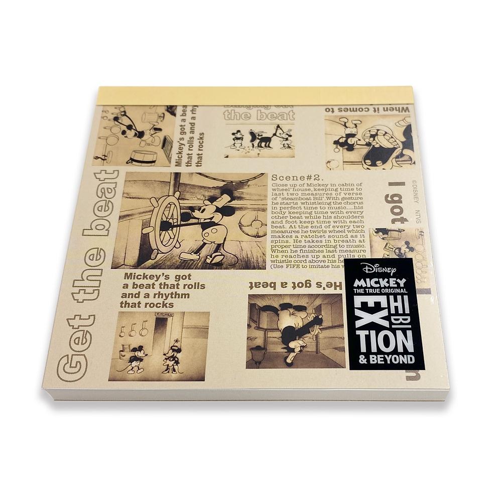 蒸気船ウィリー/FF/メモ帳IV