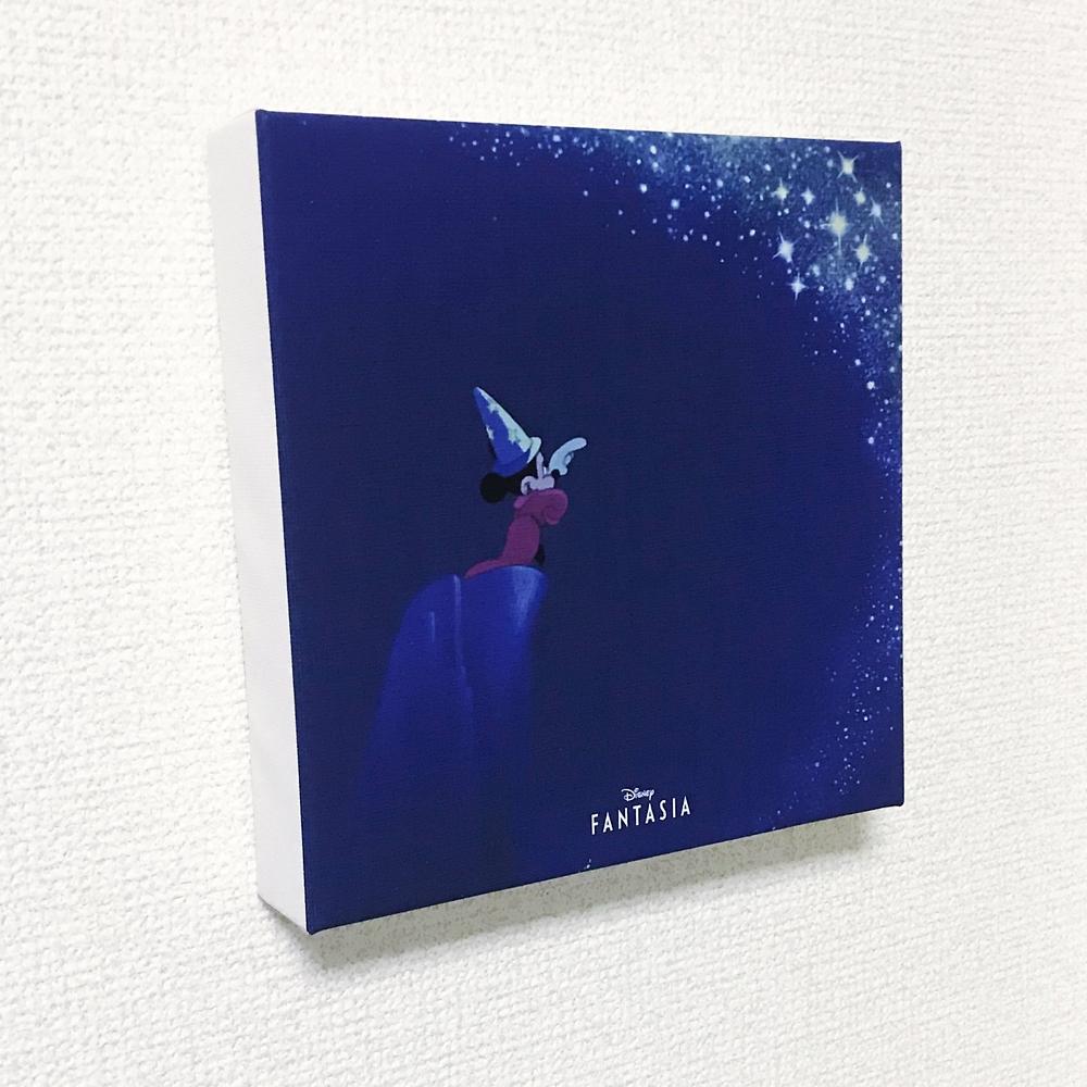 ミッキーマウス展/ファンタジア/FF/キャンバスパネル