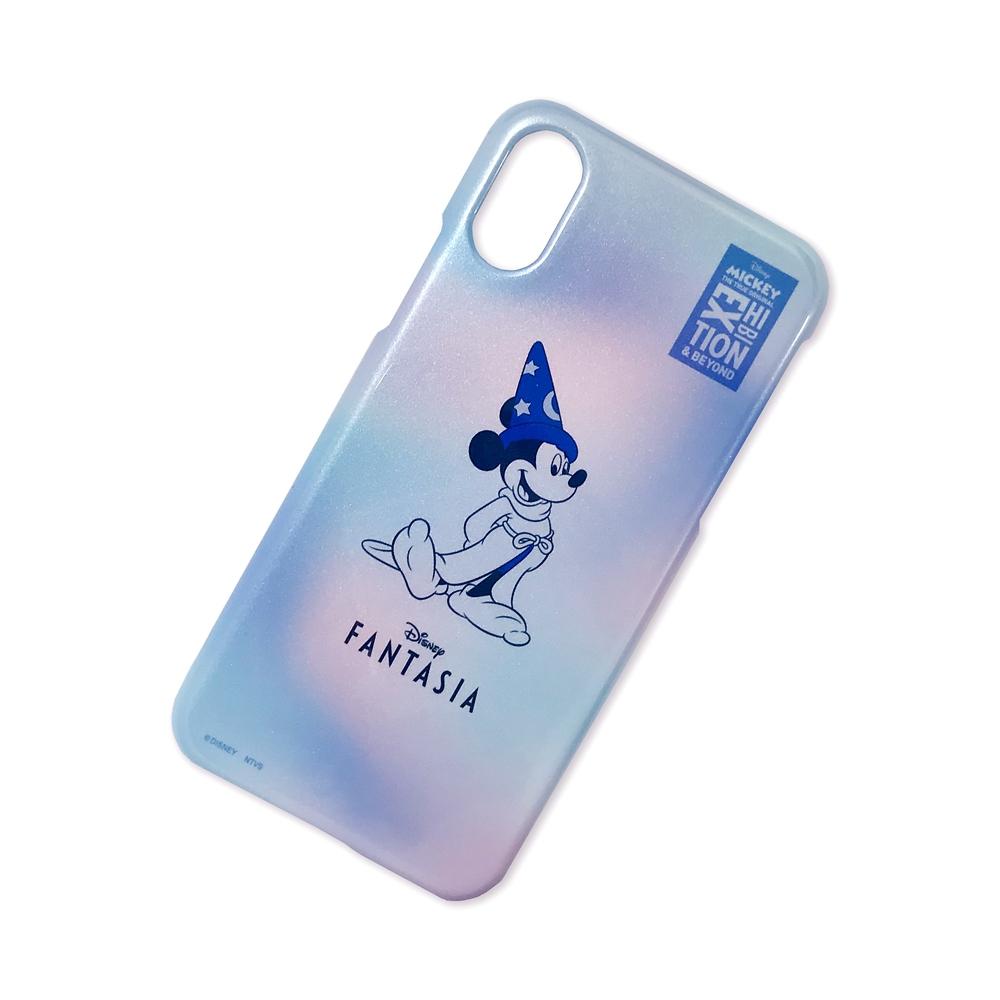 ミッキーマウス展/ファンタジア/MG/iPhoneケースX/XS