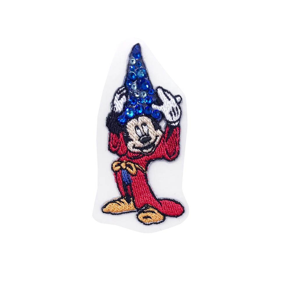 ミッキーマウス展/ファンタジア/クリスタルステッカーS1