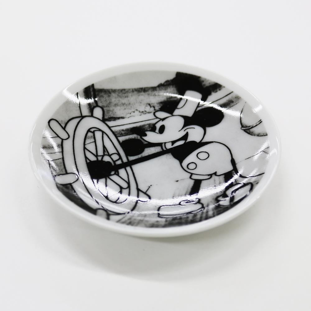 蒸気船ウィリー/FF/豆皿1
