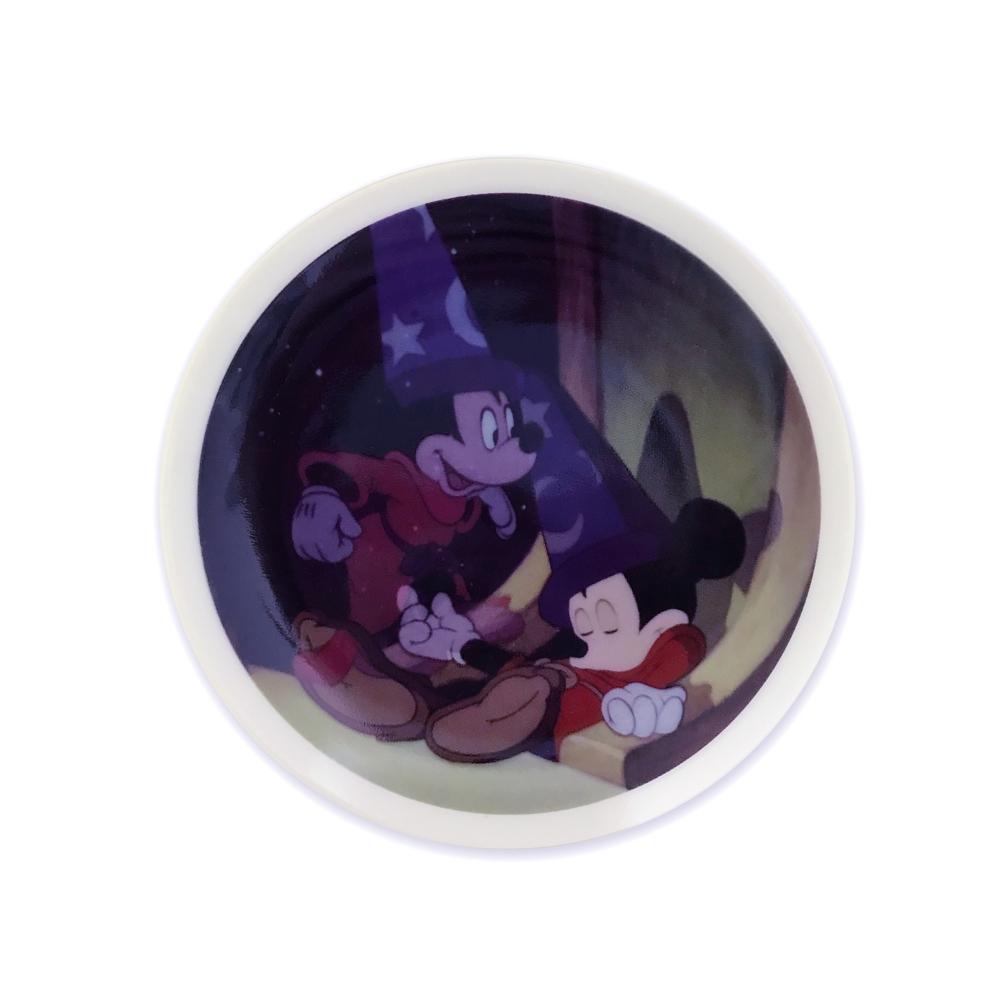 ミッキーマウス展/ファンタジア/FF/豆皿1