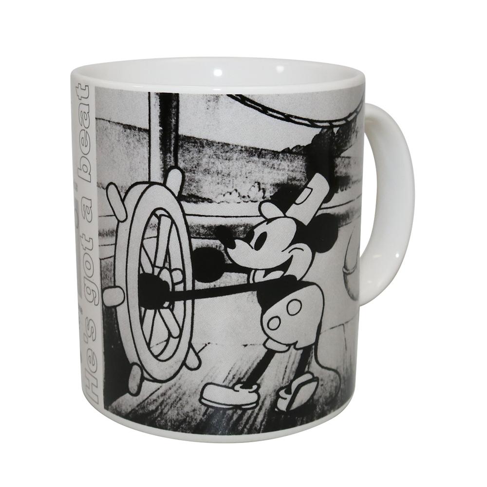 蒸気船ウィリー/FF/マグカップ