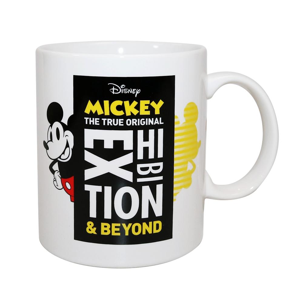 ミッキーマウス展/キービジュアル/マグカップ