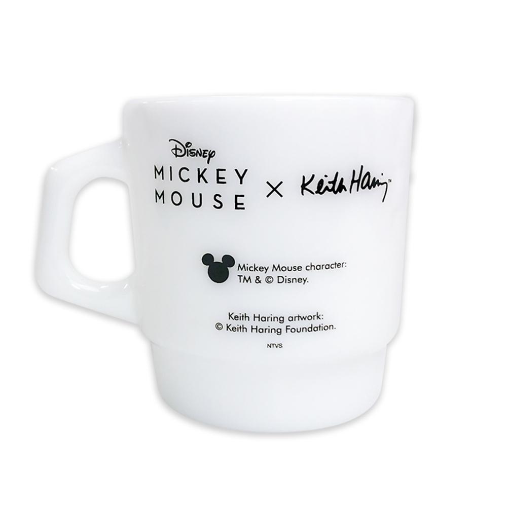 ミッキーマウス展/キース・へリング/ファイヤーキング