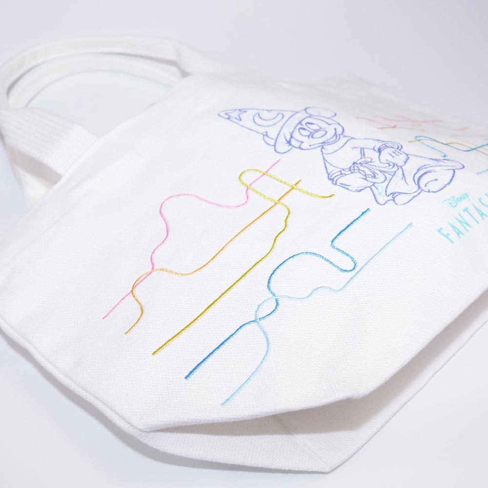ミッキーマウス展/ファンタジア/SK/ランチトート