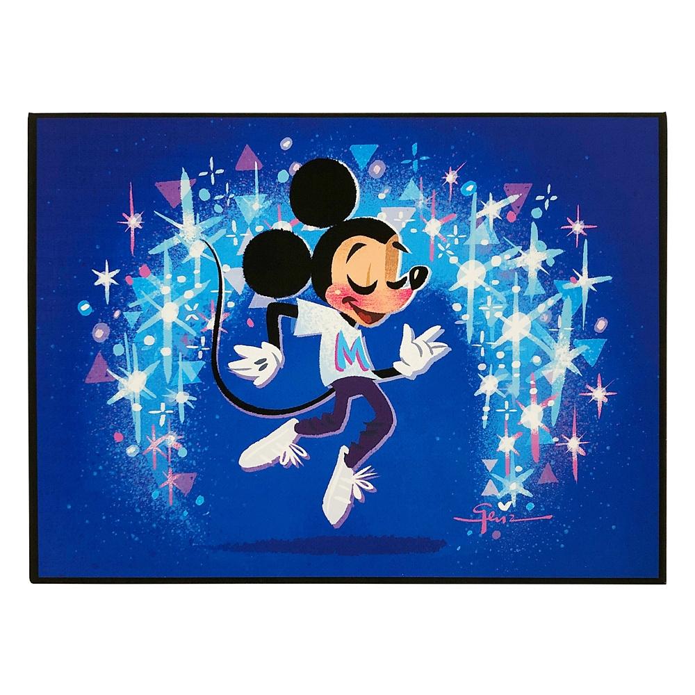 ミッキーマウス展/US/グリゼルダ・サストラウィナータ=ルメイ/キャンバスパネル