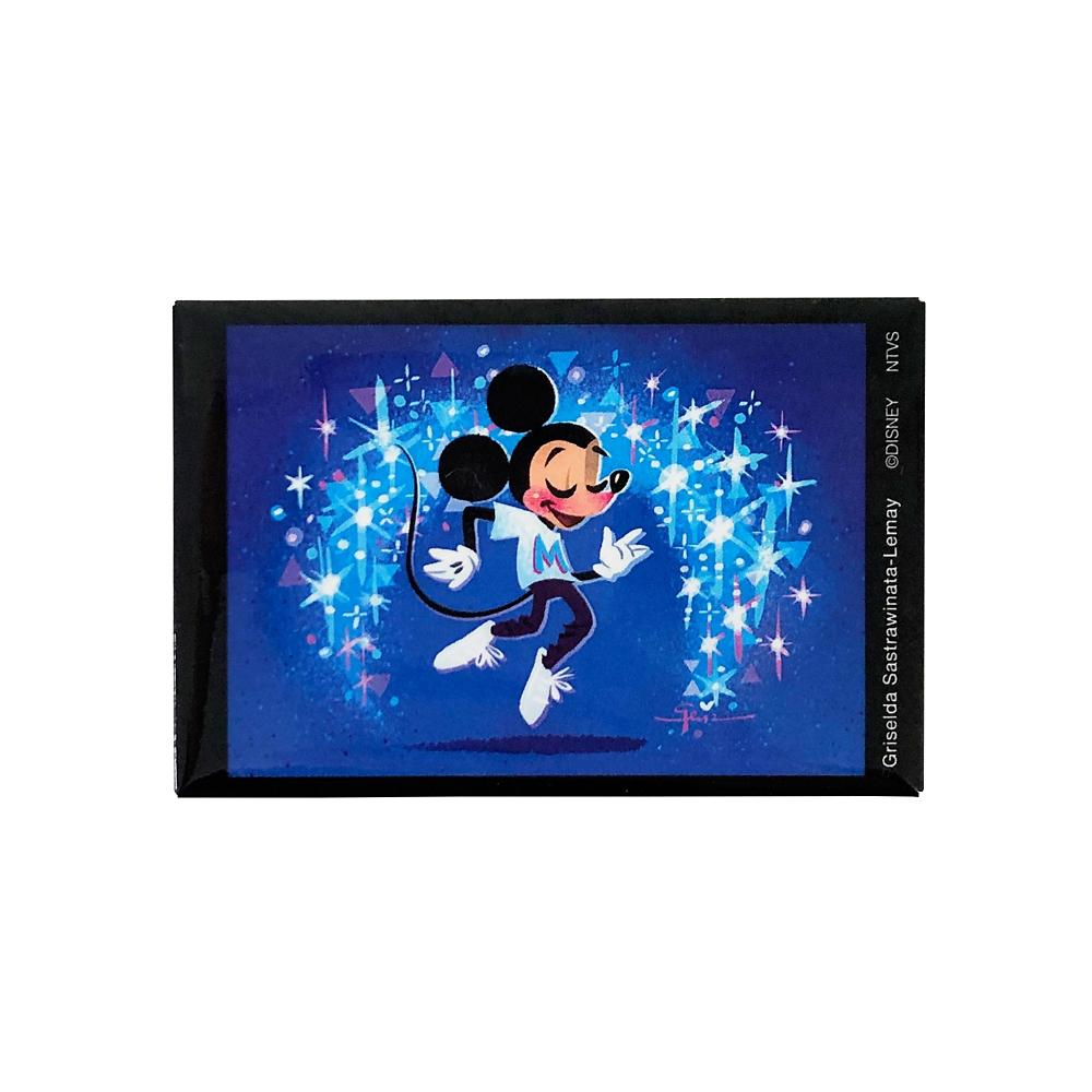 ミッキーマウス展/US/ブラインド缶バッジ