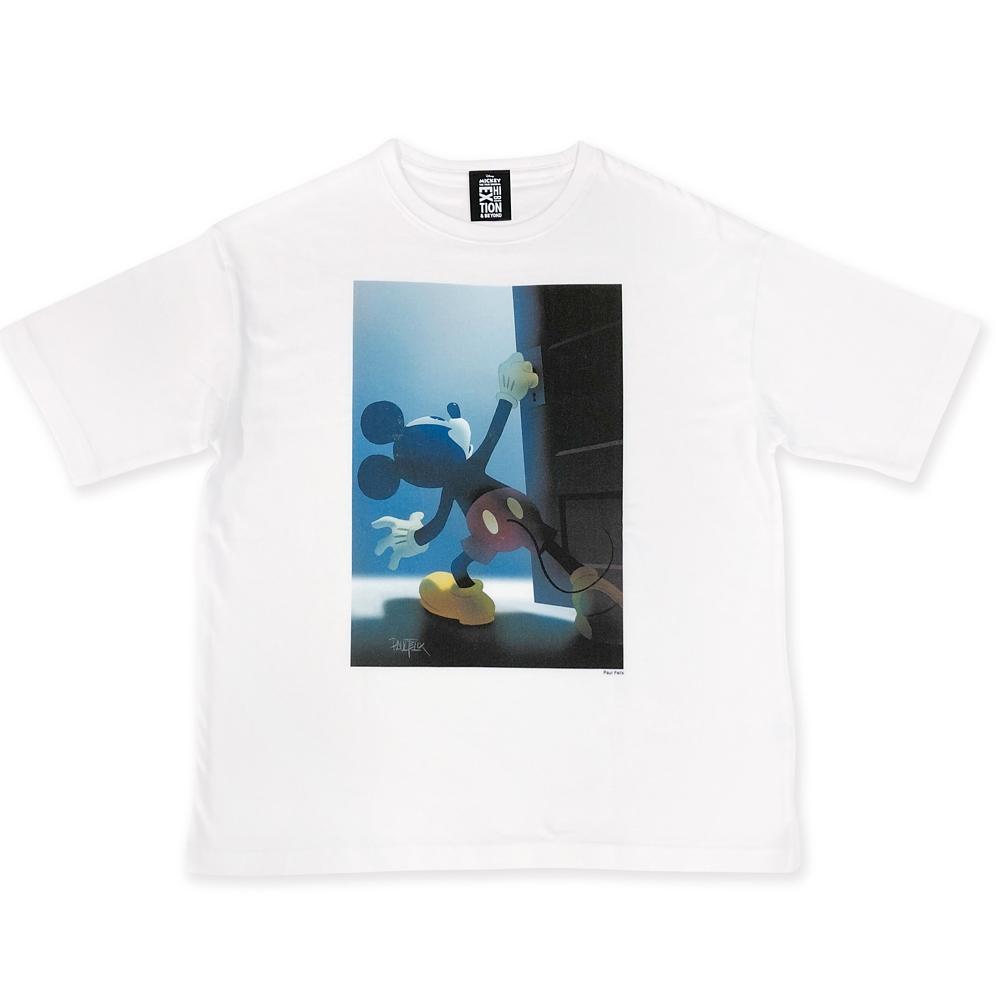 ミッキーマウス展/US/ポール・フェリックス /Tシャツ1