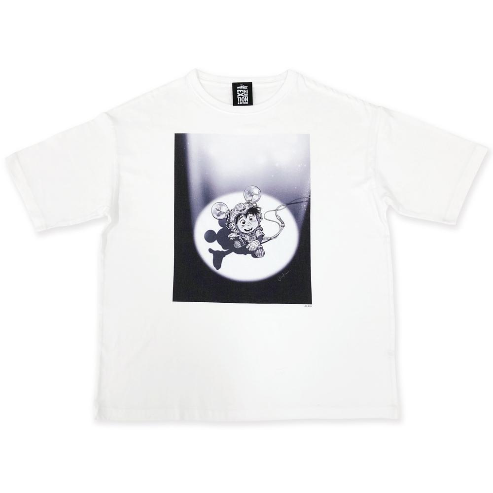 ミッキーマウス展/US/ジン・キム/Tシャツ