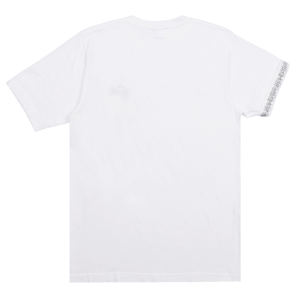 R&Co.Mickey Mouse pocket T shirt  WHITE  M