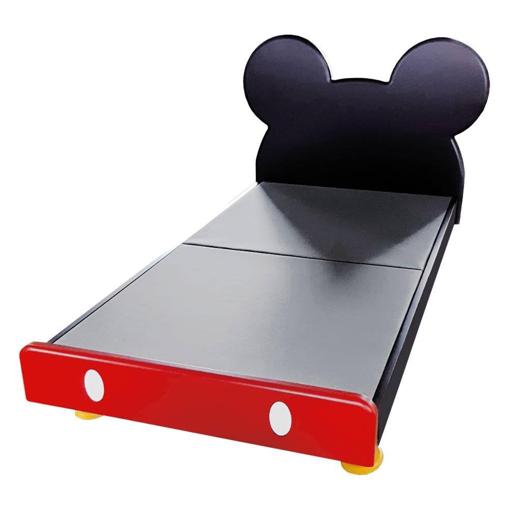 シングルベット ベット ベッド ミッキーマウス(フレームのみ)