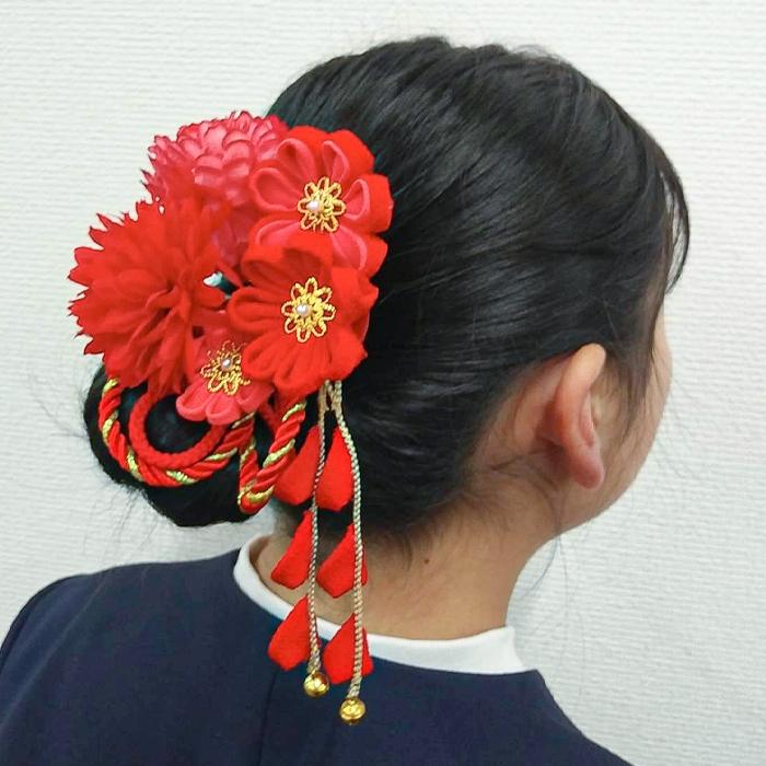 【数量限定】インテリア羽子板 ミッキー(ブラック)髪飾り付き