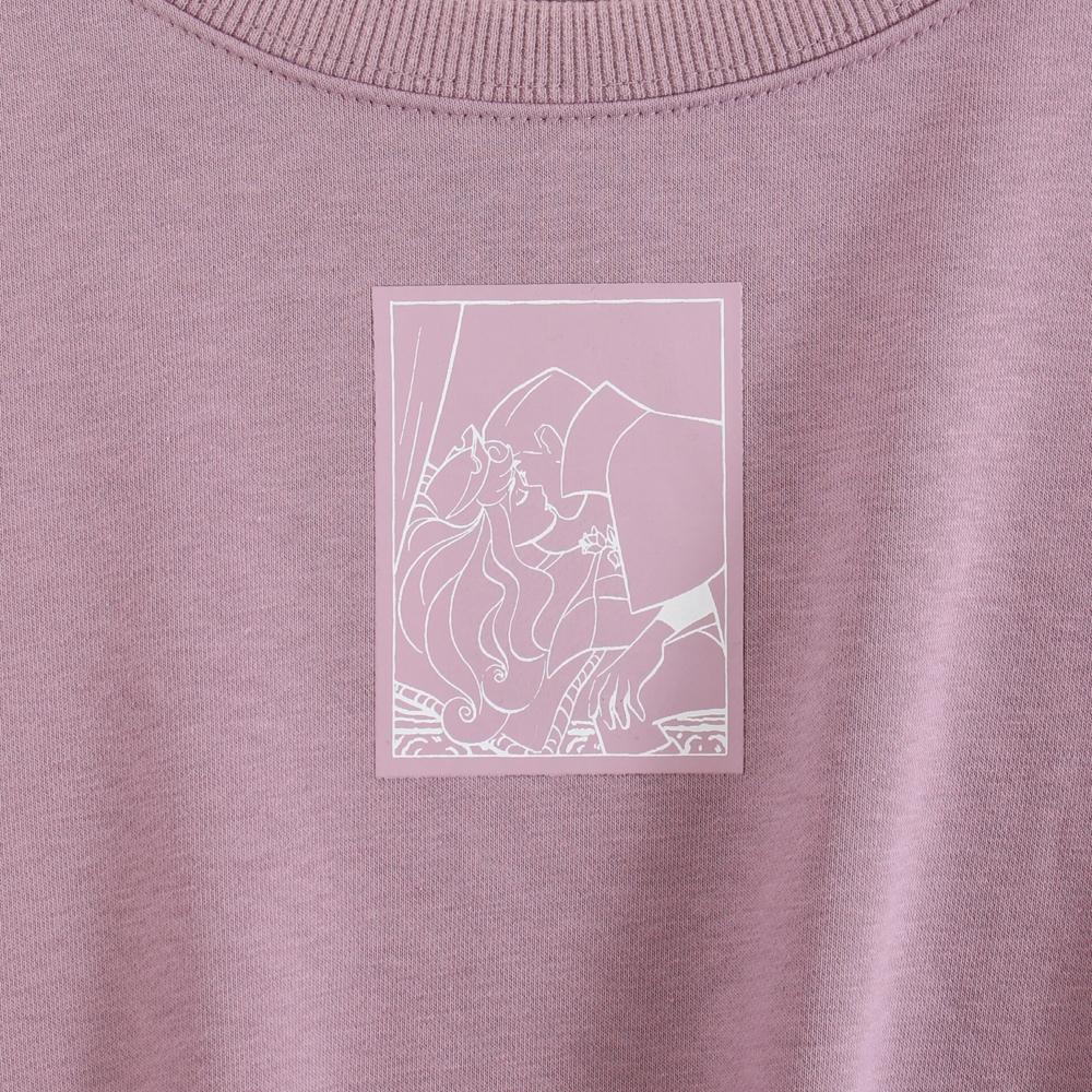 眠れる森の美女/オーロラ姫/ボリューム袖裏毛トップス(PONEYCOMB ChouChou)