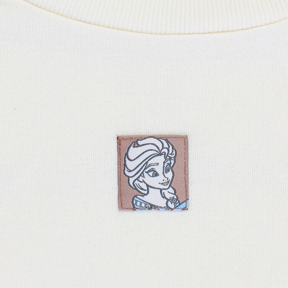 アナと雪の女王/エルサ/袖ボリュームスウェット(PONEYCOMB ChouChou)