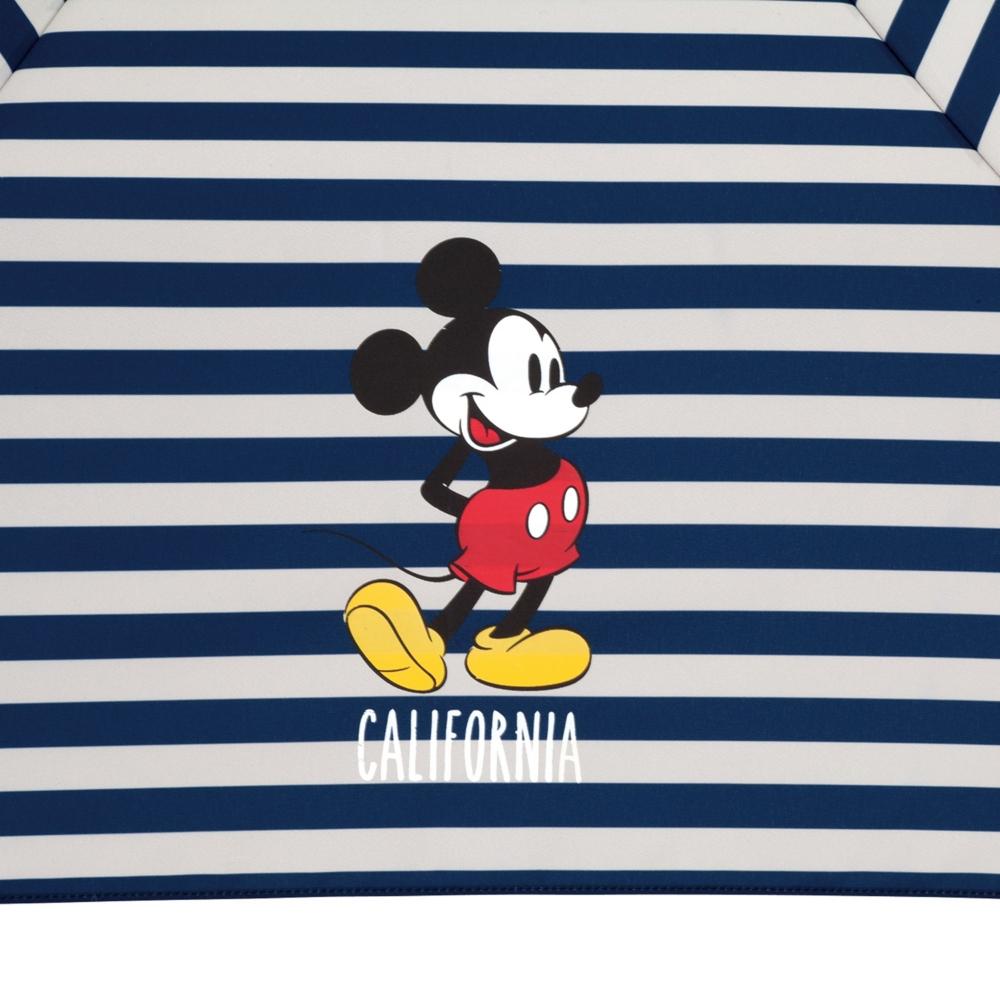 【Wpc.】ミッキーマウススタンディングmini DS075-109ボーダー