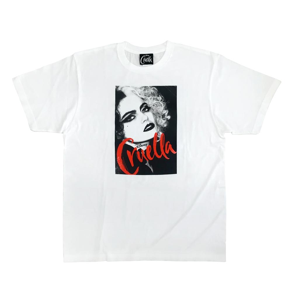 クルエラ Tシャツ