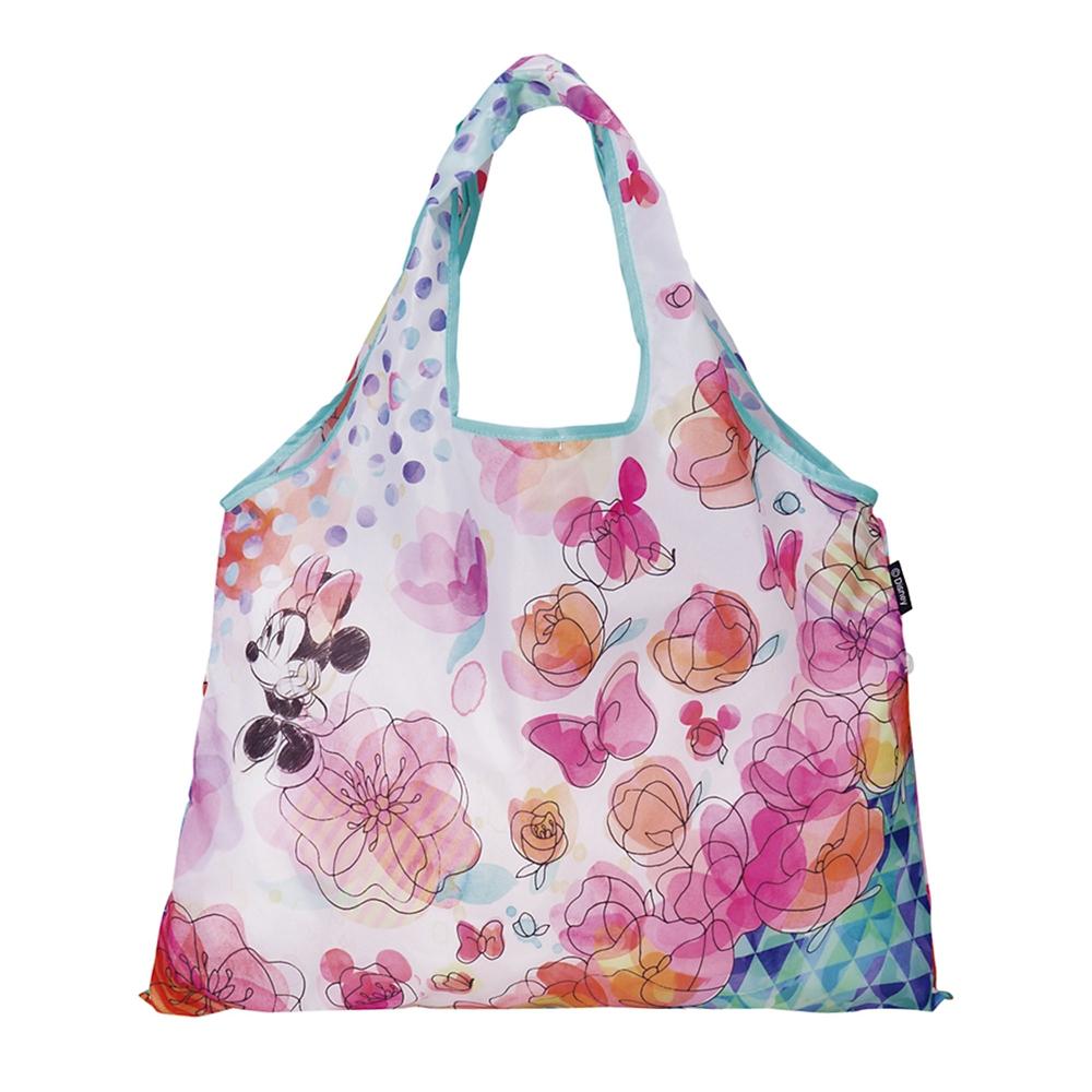 2way Shopping Bag 花畑・ミニーマウス