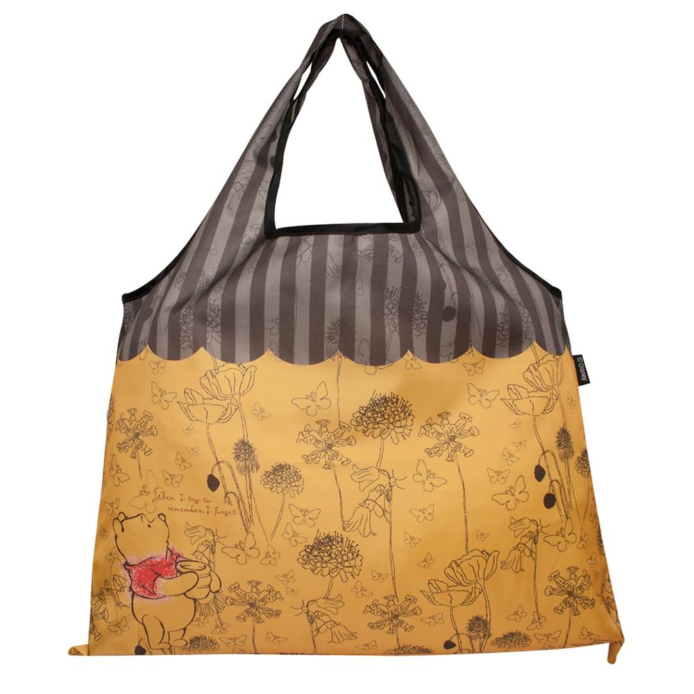 2way Shopping Bag くまのプーさん