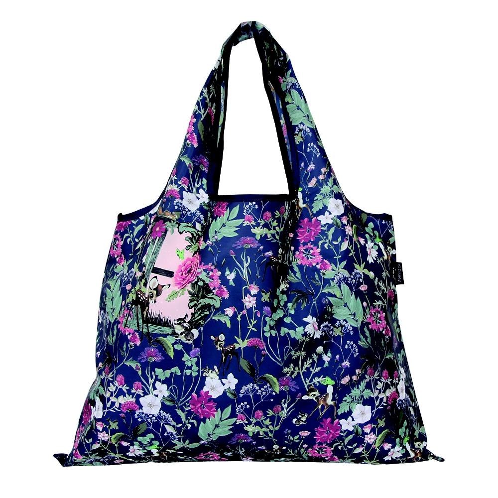 2way Shopping Bag ボタニカルバンビ