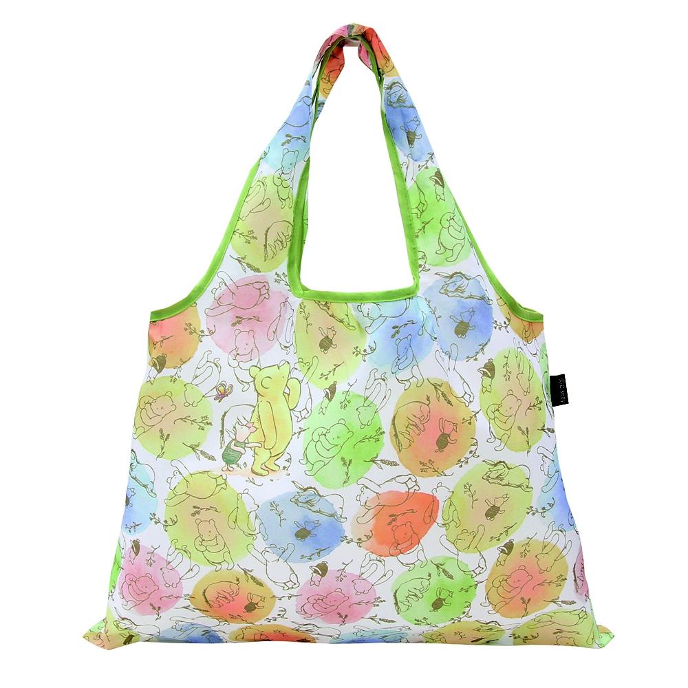 2way Shopping Bag カラフル・プーさん
