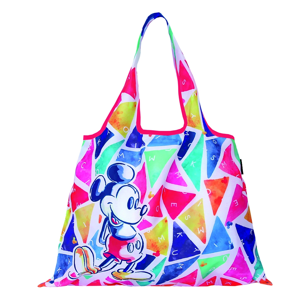 2way Shopping Bag トライアングル・ミッキーマウス