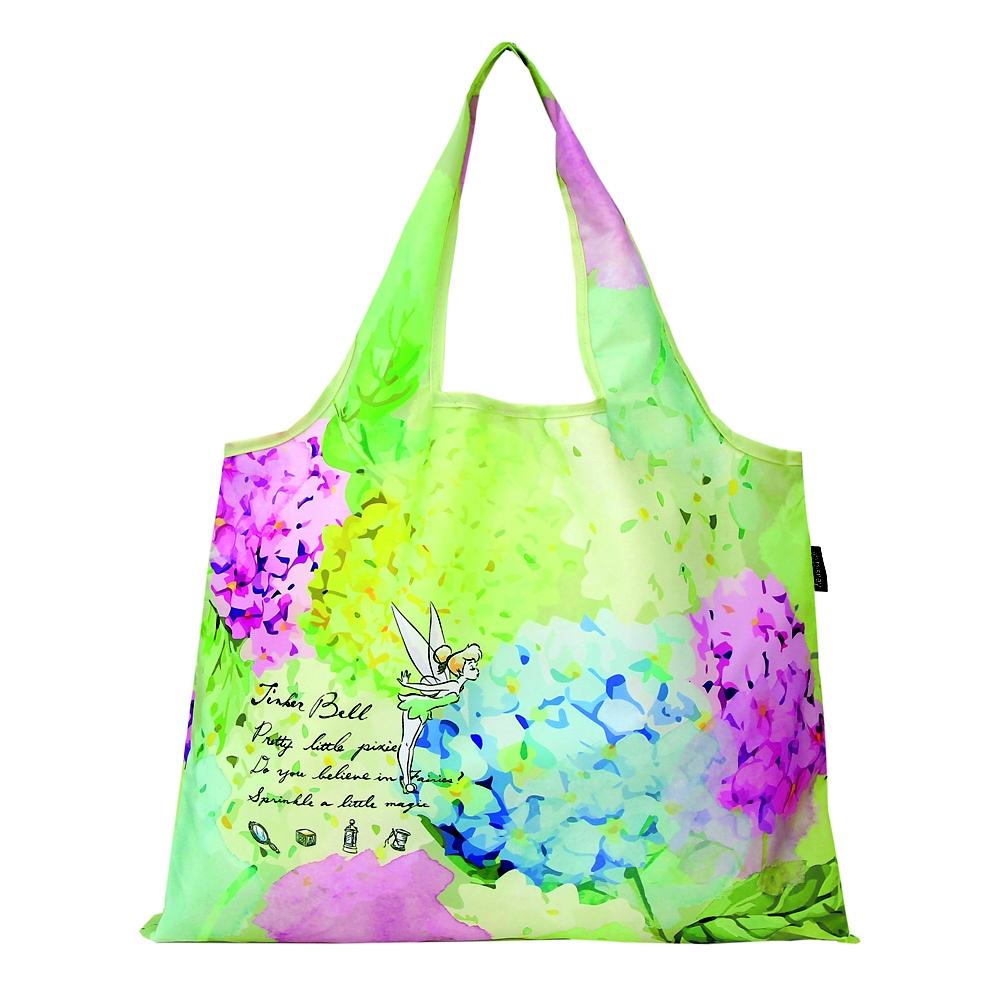 2way Shopping Bag あじさい・ティンカーベル