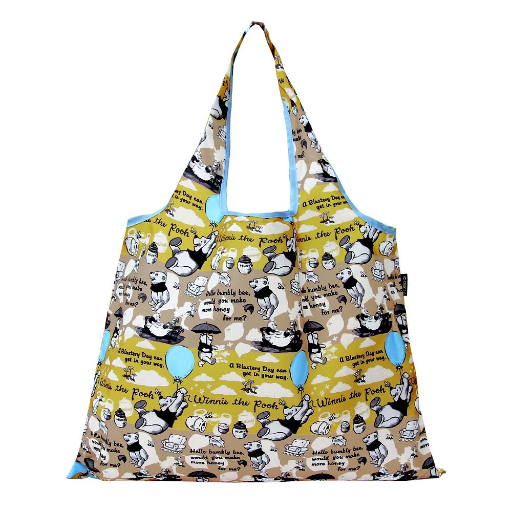 2way Shopping Bag 風船とプーさん
