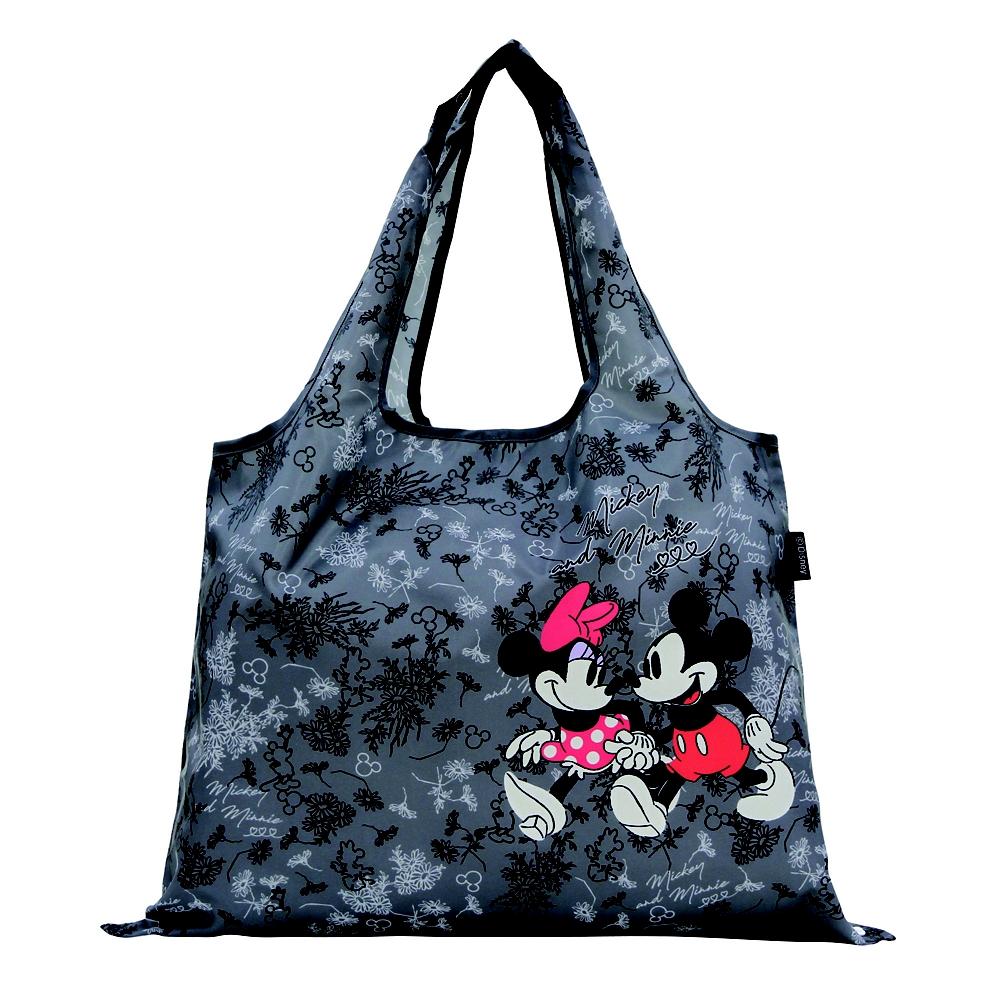 2WAY Shoppingbag デート・ミッキーマウス&ミニーマウス